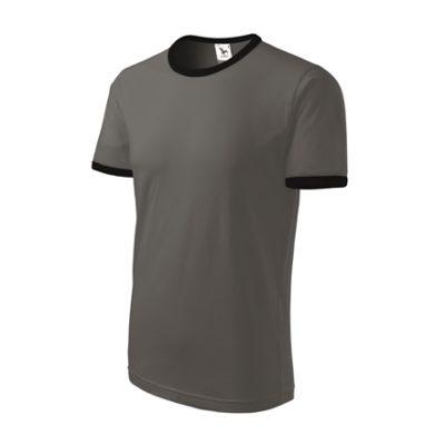 Pánské tričko s černým lemováním Adler Infinity