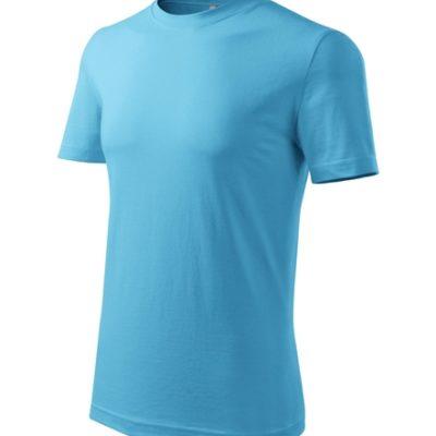 Pánské modré tričko s krátkým rukávem Adler CLASSIC NEW
