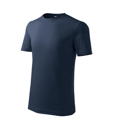 Dětské šedé tričko Adler CLASSIC NEW