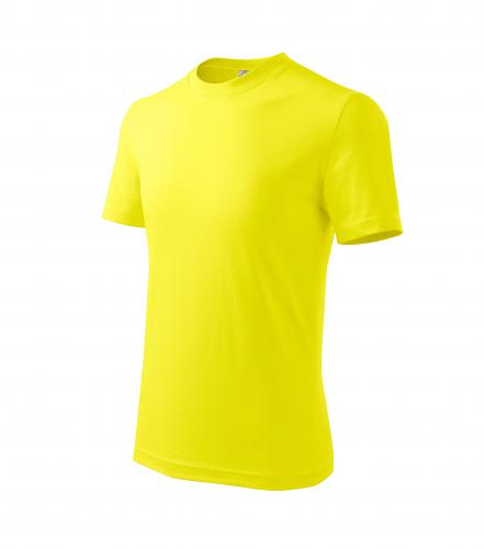 Dětské žluté tričko Adler BASIC