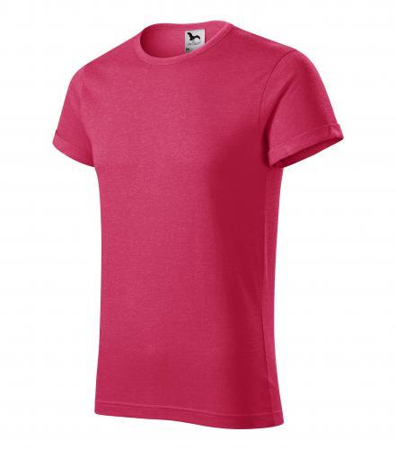 Červené pánské tričko Adler Fusion
