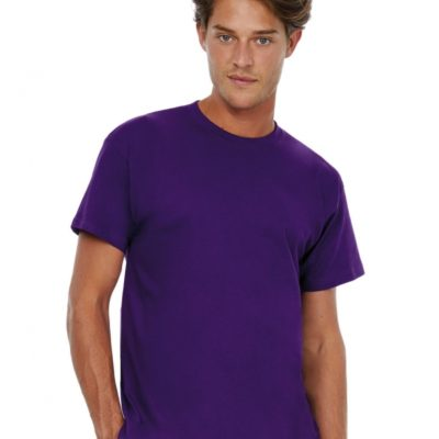 Pánské tričko s krátkým rukávem B&C Exact 190