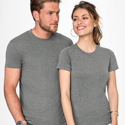 Šedé pánské tričko SOL'S Imperial
