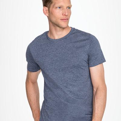 Šedé pánské tričko SOL'S s krátkým rukávem