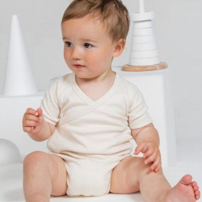 Babybugz Dětský romper z organické bavlny