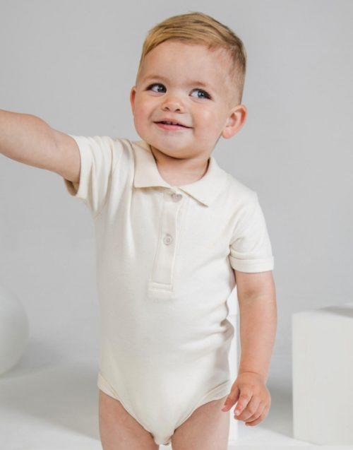 Dětské Organické Body Polo
