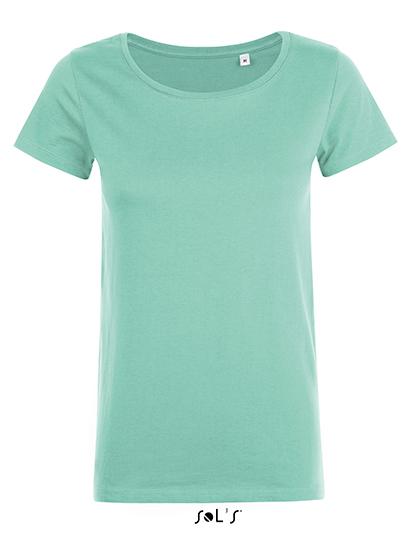 Dámské tričko SOL´S MIA s krátkým rukávem