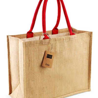 Jutová nákupní taška Classic