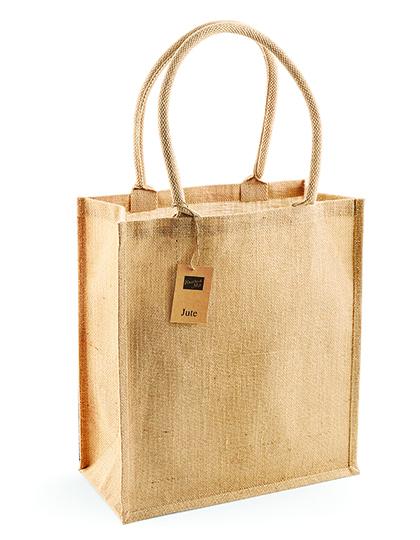 Nákupní jutová taška Boutique