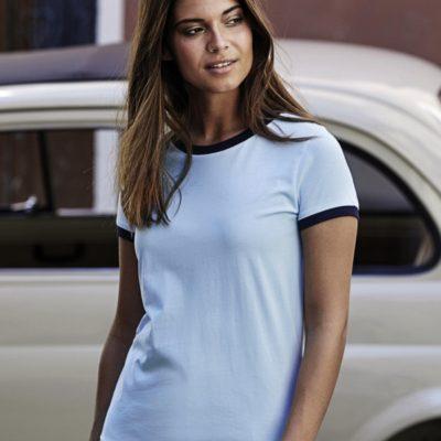 Tee Jays Dámské tričko s krátkým rukávem