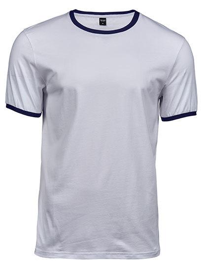 Pánské tričko s krátkým rukávem Ringer Tee