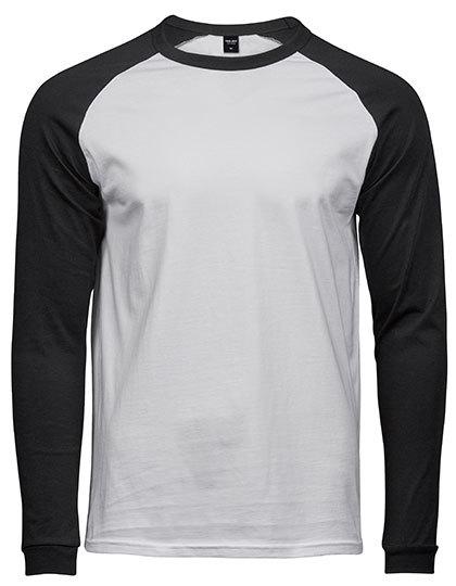 Pánské tričko Tee Jays dlouhým rukávem