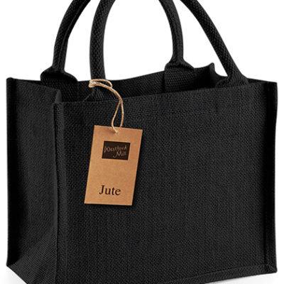 Jutová taška Mini