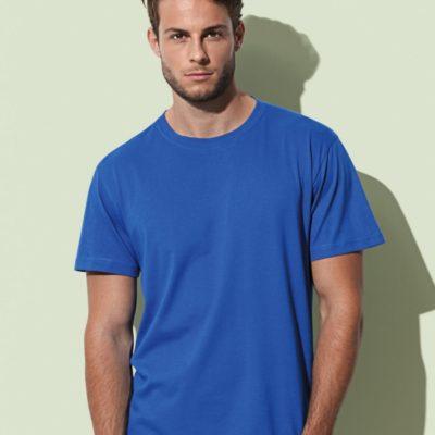 Pánské tričko Stedman Organic s kulatým výstřihem