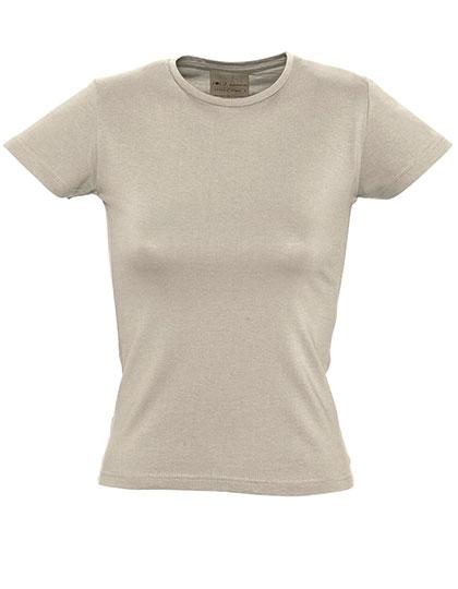 Dámské tričko s krátkým rukávem SOL'S Organic