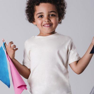 Dětské tričko Organic Mantis Kids