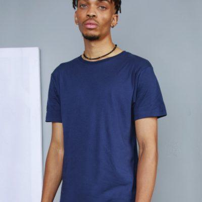 Pánské tričko z přírodní bavlny Jersey Box