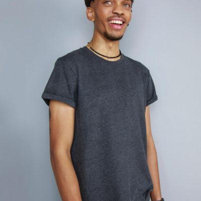 Pánské tričko s krátkým rukávem Mantis Rock Roll T