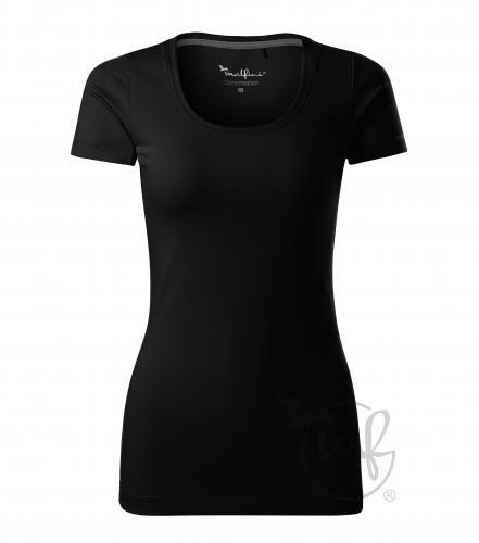 Dámské černé tričko Adler