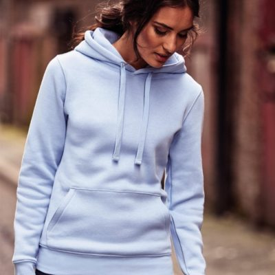Dámská mikina Russell Ladies Authentic Hood s kapucí