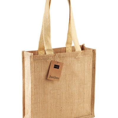 Nákupní jutová taška Compact