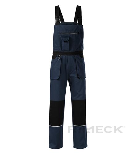 Pracovní pánské kalhoty s laclem