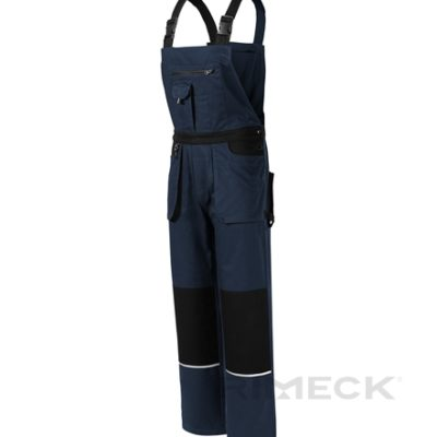 Pracovní kalhoty s laclem pánské WOODY W02