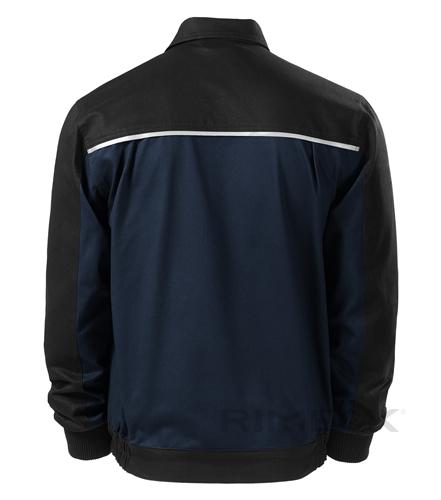 Pracovní pánská bunda na zip WOODY