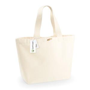 Bavlněná přírodní taška s dlouhými uchy Marina Tote